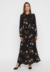 Vero Moda - Maxi dress - black - 0