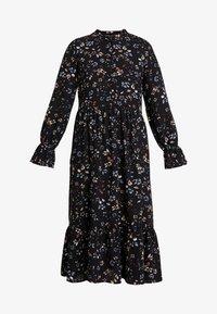 Vero Moda - VMMYRANDA DRESS - Skjortekjole - deep well/myranda - 6