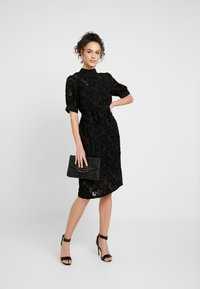 Vero Moda - VMICE DRESS - Kjole - black - 1