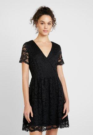 VMDORA SHORT DRESS - Robe de soirée - black