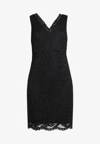 Vero Moda - VMDORA SHORT DRESS - Koktejlové šaty/ šaty na párty - black - 3