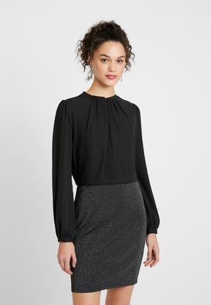 VMDAMICA DRESS - Day dress - black/silver