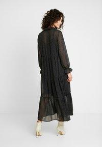 Vero Moda - Denní šaty - black/white - 3
