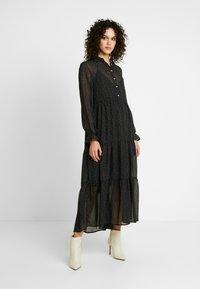 Vero Moda - Denní šaty - black/white - 0