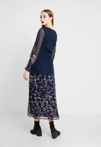 Vero Moda - Maxi šaty - navy - 3