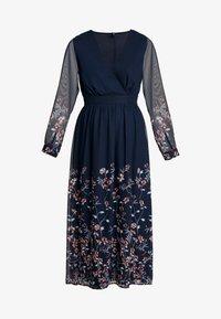 Vero Moda - Maxi šaty - navy - 4