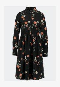 Vero Moda - VMFALLIE - Sukienka letnia - black/fallie - 6