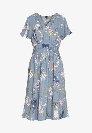 VMABBIE SHORT DRESS - Kjole - bluestone/abbie