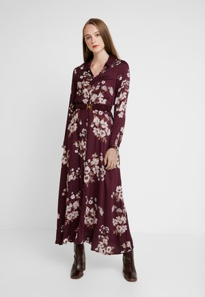 Maxi dress - winetasting/belle