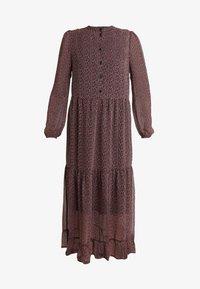 Vero Moda - Denní šaty - black/pink - 3