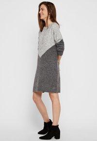 Vero Moda - Jumper dress - medium grey - 1