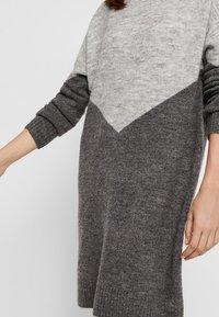 Vero Moda - Jumper dress - medium grey - 3