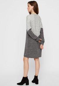 Vero Moda - Jumper dress - medium grey - 2