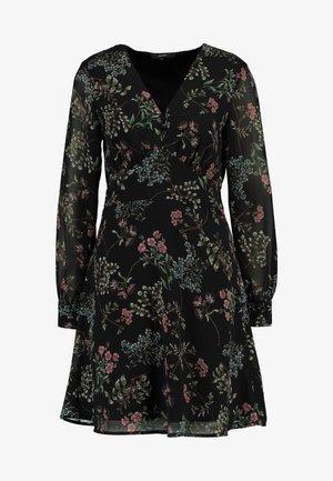 VMJULIE  - Robe d'été - black/julie