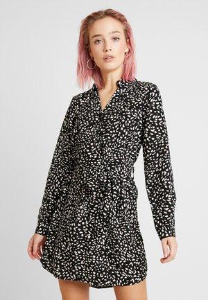 VMSINE  - Košilové šaty - black
