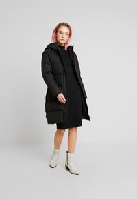 Vero Moda - VMJEANETTE DRESS - Shift dress - black - 1