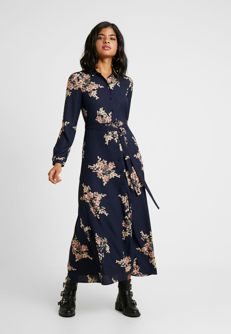 Vero Moda - VMALLIE DRESS - Maxikjole - navy