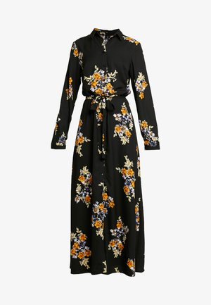 VMALLIE DRESS - Maxi šaty - black