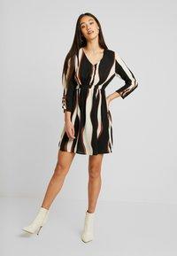 Vero Moda - VMFIDELA DRESS - Day dress - nude - 2