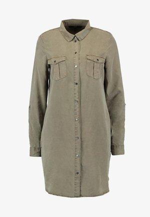 VMSILLA SHORT DRESS  - Skjortekjole - bungee