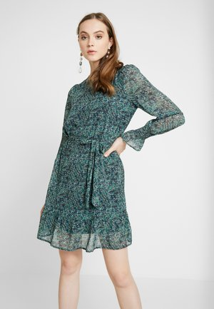 VMIDA LS SHORT DRESS - Day dress - night sky