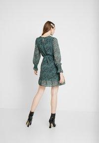 Vero Moda - VMIDA LS SHORT DRESS - Kjole - night sky - 3
