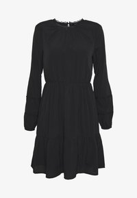 Vero Moda - VMINEZ SHORT DRESS - Kjole - black
