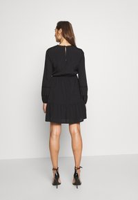 Vero Moda - VMINEZ SHORT DRESS - Kjole - black - 2