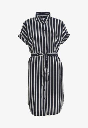VMSASHA - Robe chemise - navy blazer/coco