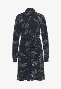 Vero Moda - VMTOKA DRESS - Jersey dress - night sky - 0