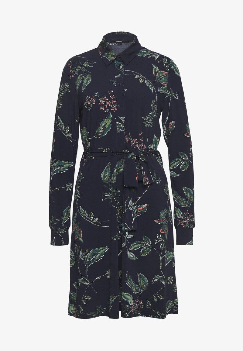 Vero Moda - VMTOKA DRESS - Jersey dress - night sky