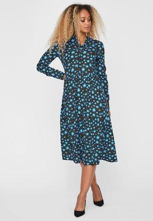 Skjortklänning - blue aster