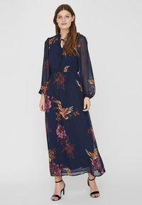 Vero Moda - Maxi dress - navy blazer - 0