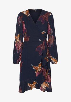 Sukienka letnia - dark-blue denim