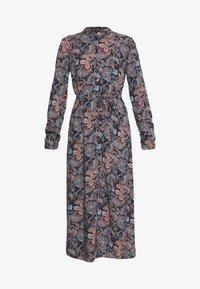 Vero Moda - VMSIMPLY EASY LONG DRESS - Shirt dress - night sky - 5