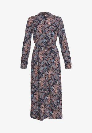 VMSIMPLY EASY LONG DRESS - Shirt dress - night sky