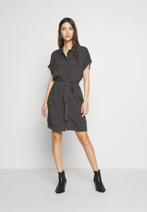VMSIMPLY EASY DRESS - Blousejurk - black/felicia tornado