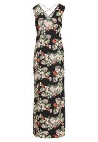 Vero Moda - VMSIMPLY EASY TANK DRESS - Robe longue - black - 1