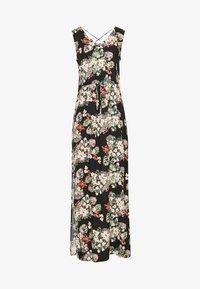 Vero Moda - VMSIMPLY EASY TANK DRESS - Robe longue - black - 0