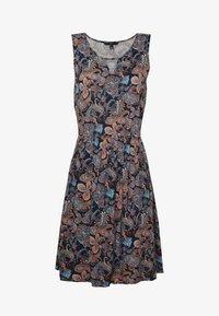 Vero Moda - VMSIMPLY EASY SHORT DRESS - Robe d'été - night sky - 5