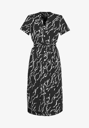 VMRICA DRESS - Shirt dress - black/rica