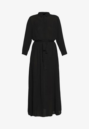 VMATHEN ANKLE DRESS - Maxi dress - black