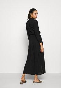 Vero Moda - VMATHEN  - Skjortekjole - black - 3