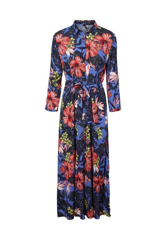 VMATHEN  - Skjortklänning - baja blue 2