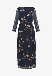Vero Moda - VMCARINA BELT DRESS - Maxi šaty - navy