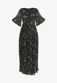 Vero Moda - VMMAYA WRAP DRESS - Maxikjole - black - 3