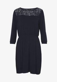Vero Moda - VMJASMIN SHORT DRESS - Jersey dress - night sky - 4