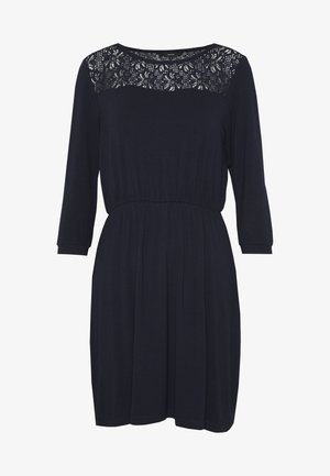 VMJASMIN SHORT DRESS - Robe en jersey - night sky