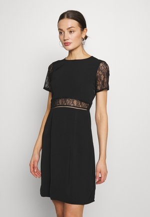 VMSIA DRESS - Korte jurk - black