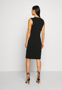 Vero Moda - VMDOLLY SHORT DRESS - Vestido de tubo - black